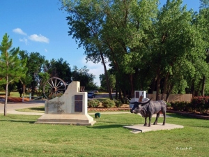 Chisholm Trail Park in Yukon OK